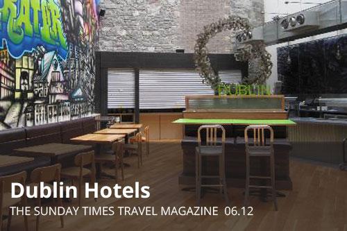 Dublin Hotels | The Sunday Times Travel Magazine