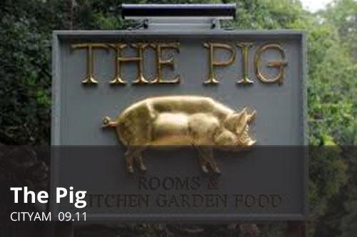 The Pig | CityAM