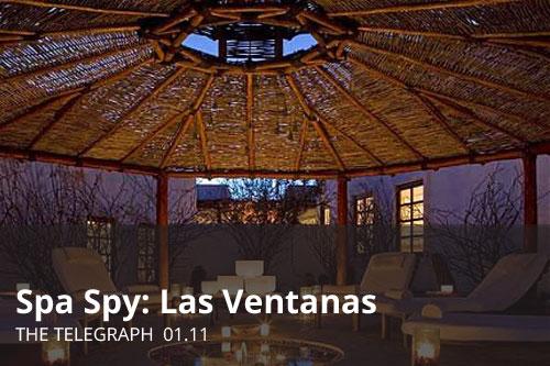 Spa Spy: Las Ventanas | The Telegraph