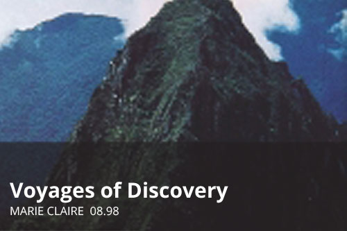 Voyages of Discovery | Marie Claire