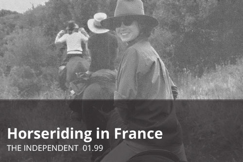 Horseriding in France | The Independent
