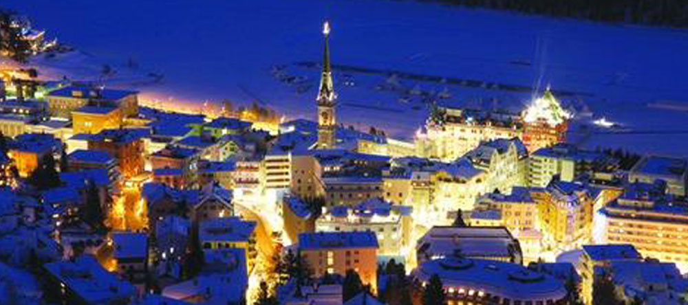 St Moritz holds its 20th Gourmet Festival this year