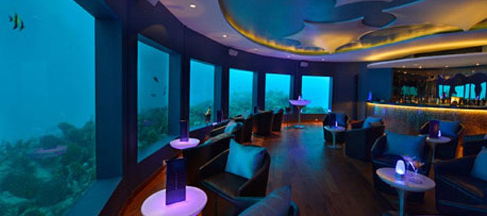 Subsix underwater club, Niyama