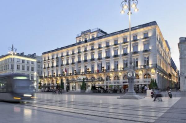 Le Grand Hotel de Bordeaux et Spa