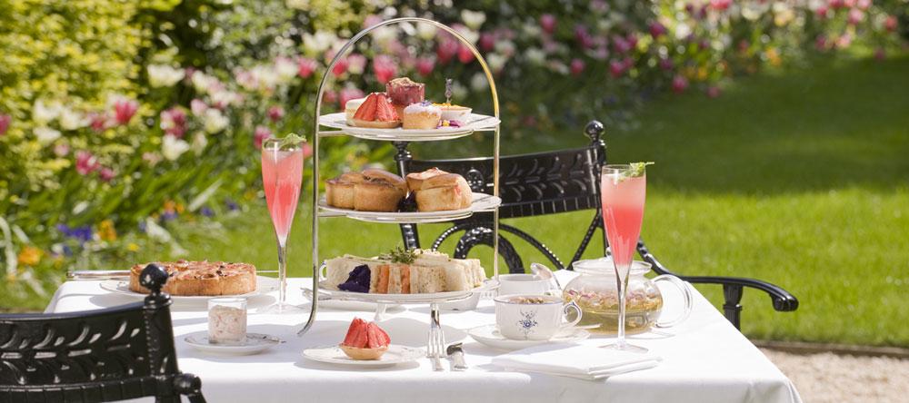 Afternoon tea atThe Goring