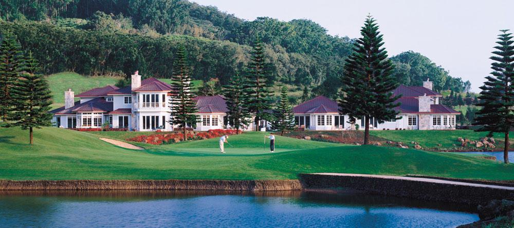 Four Seasons Lodge at Koele