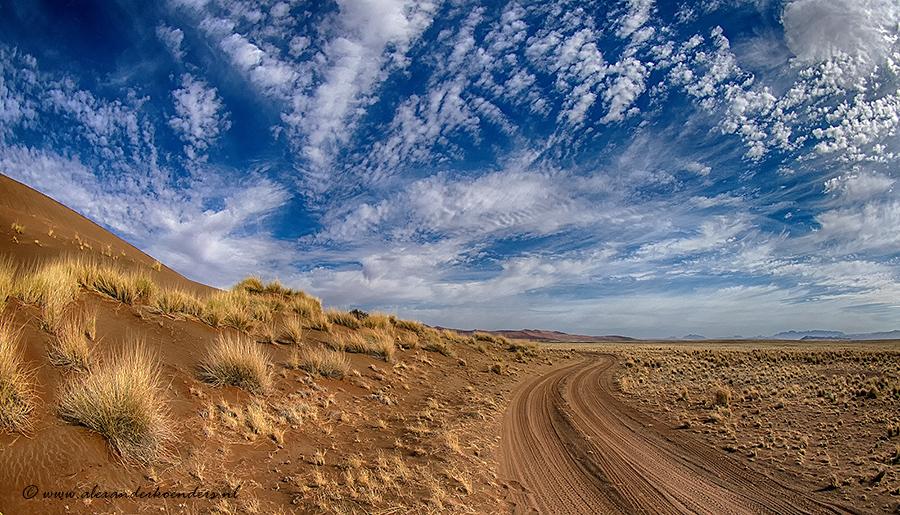 Sossusvlei brown dunes