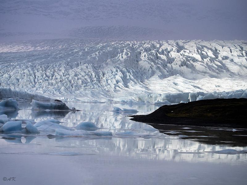 Jokursalon glacier