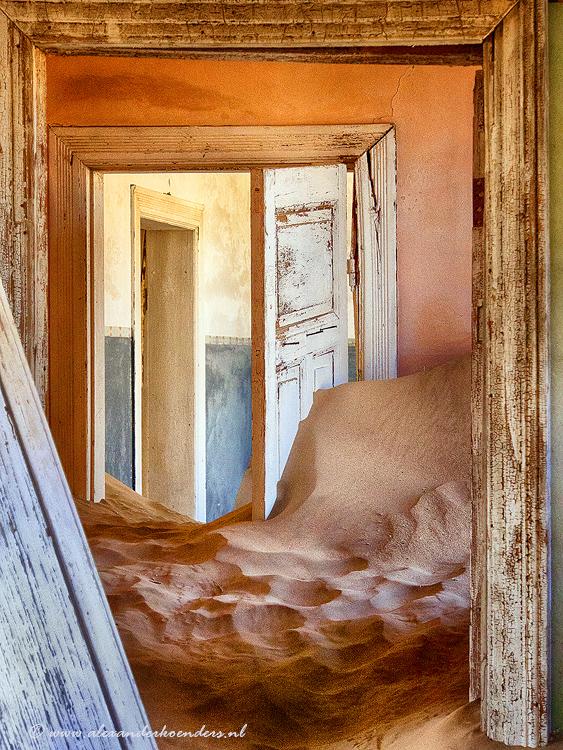 Colemanskop Namibia