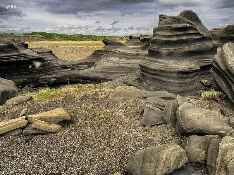 Lava on Iceland