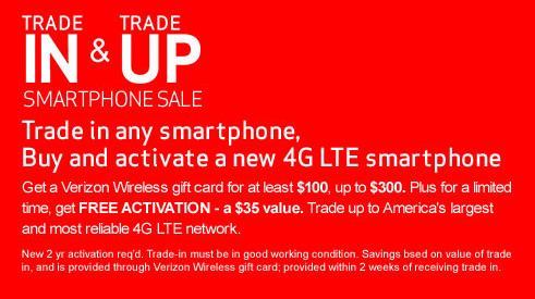 Verizon said they'd give you $300 for your iPhone 5s. Great deal, right?! Or maybe not.