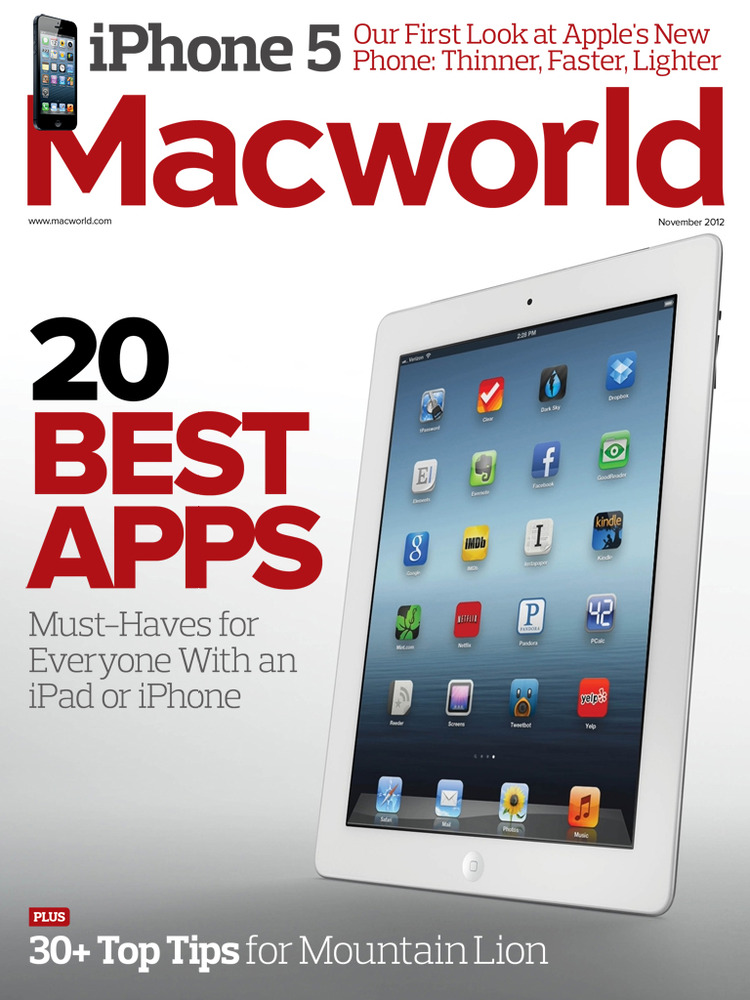 Macworld - Macworld is the largest worldwide publication dedicated to Apple products. I've been covering apps, mobile games, iPhone cases, and Apple Watch accessories for Macworld for eight years.Scroll down for a selection of clips, or click here to see all of my work for Macworld.