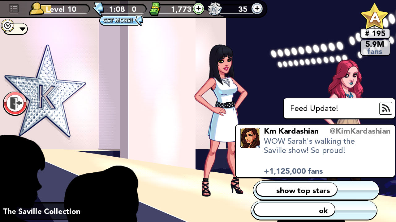 I spent $0 playing Kim Kardashian: Hollywood, and I have 7.9 million fake Twitter followers - I freeloaded my way to the A-list in this shockingly fun mobile game, and you can too.