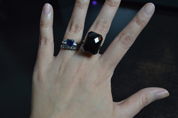 Ringly review: The smart ring that could be sexier - This smart notification ring is cool, but it's not something you'd buy for style alone.