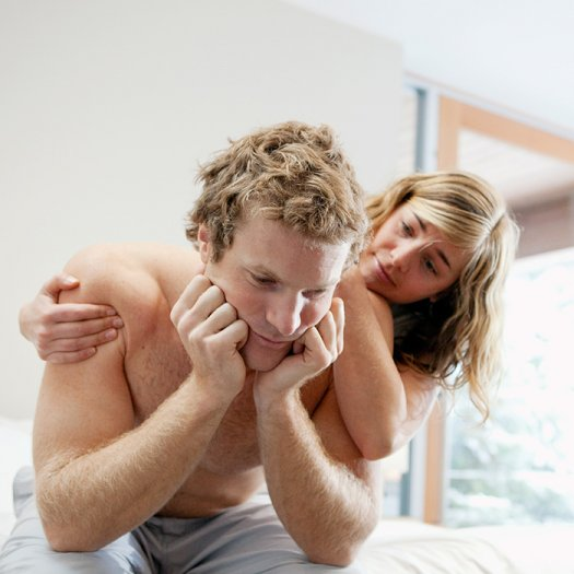 9 touchy subjects guys get sensitive about - Think your man is 100 percent confident? Try teasing him about his salary, family, or sex drive and you might cross into some hyper-sensitive territory.