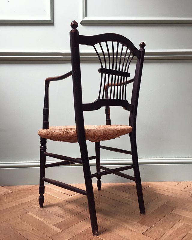 Rossetti armchair for Morris & Co's Sussex range #newstock