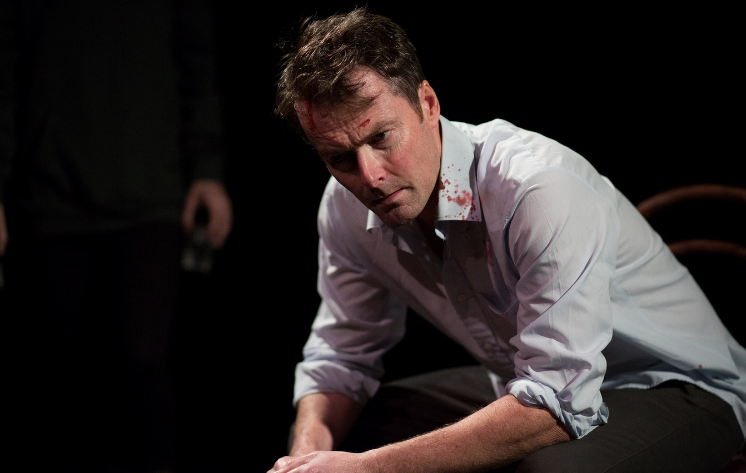 Clive Moore as Simon in In Doggerland. Photo by Devin Ainslie.