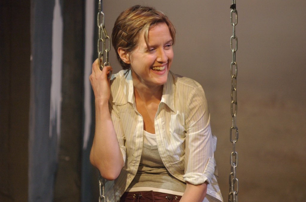 Catherine Cusack as Nicola / photo by Jack Ladenburg