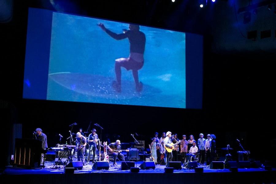 Wat een performance. Andrew Kidman & The Windy Hills live tijdens Spirit of Akasha.