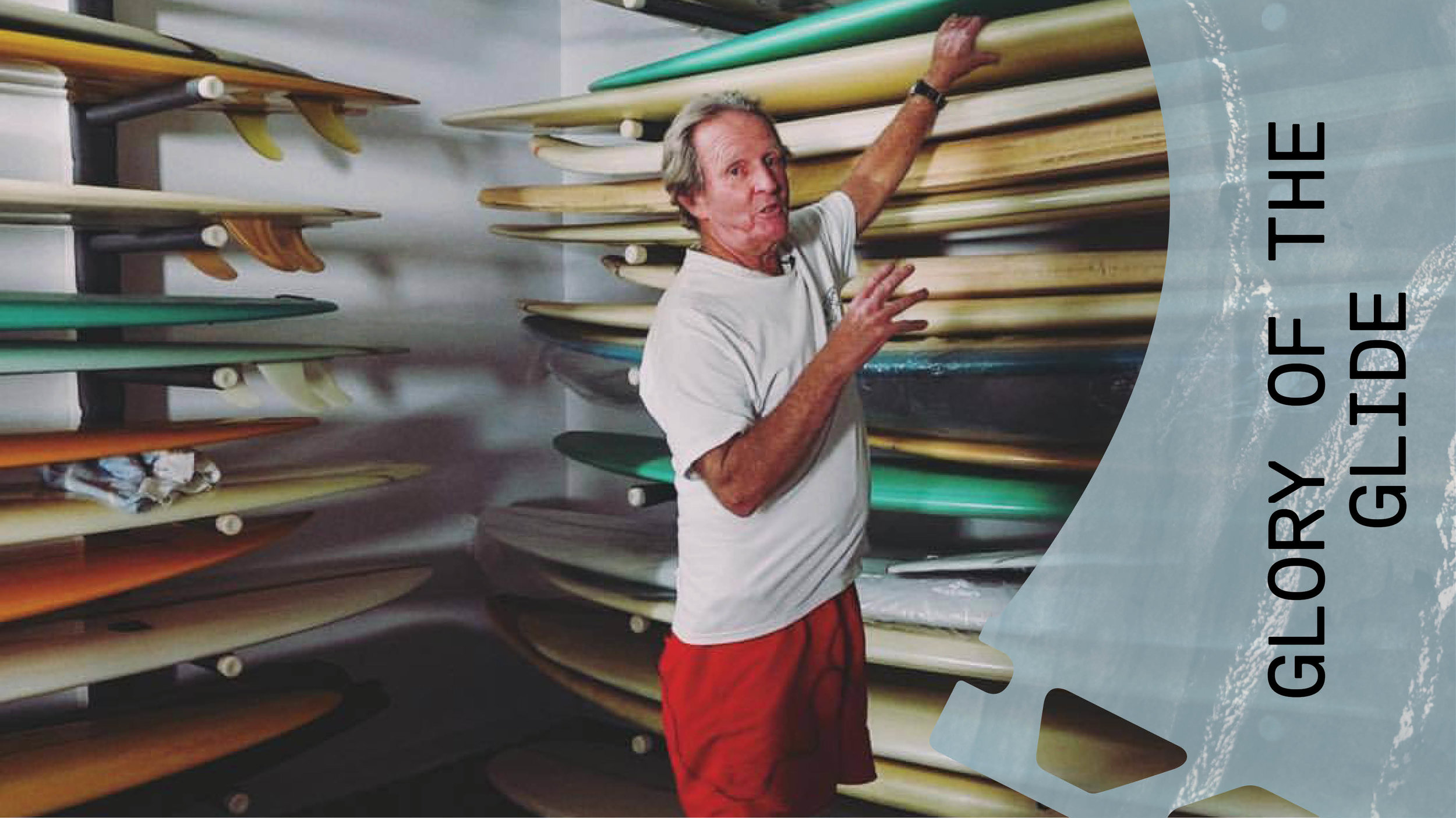 GLORY OF THE GLIDE - Trim straight into the essence of surfing |European Premiere
