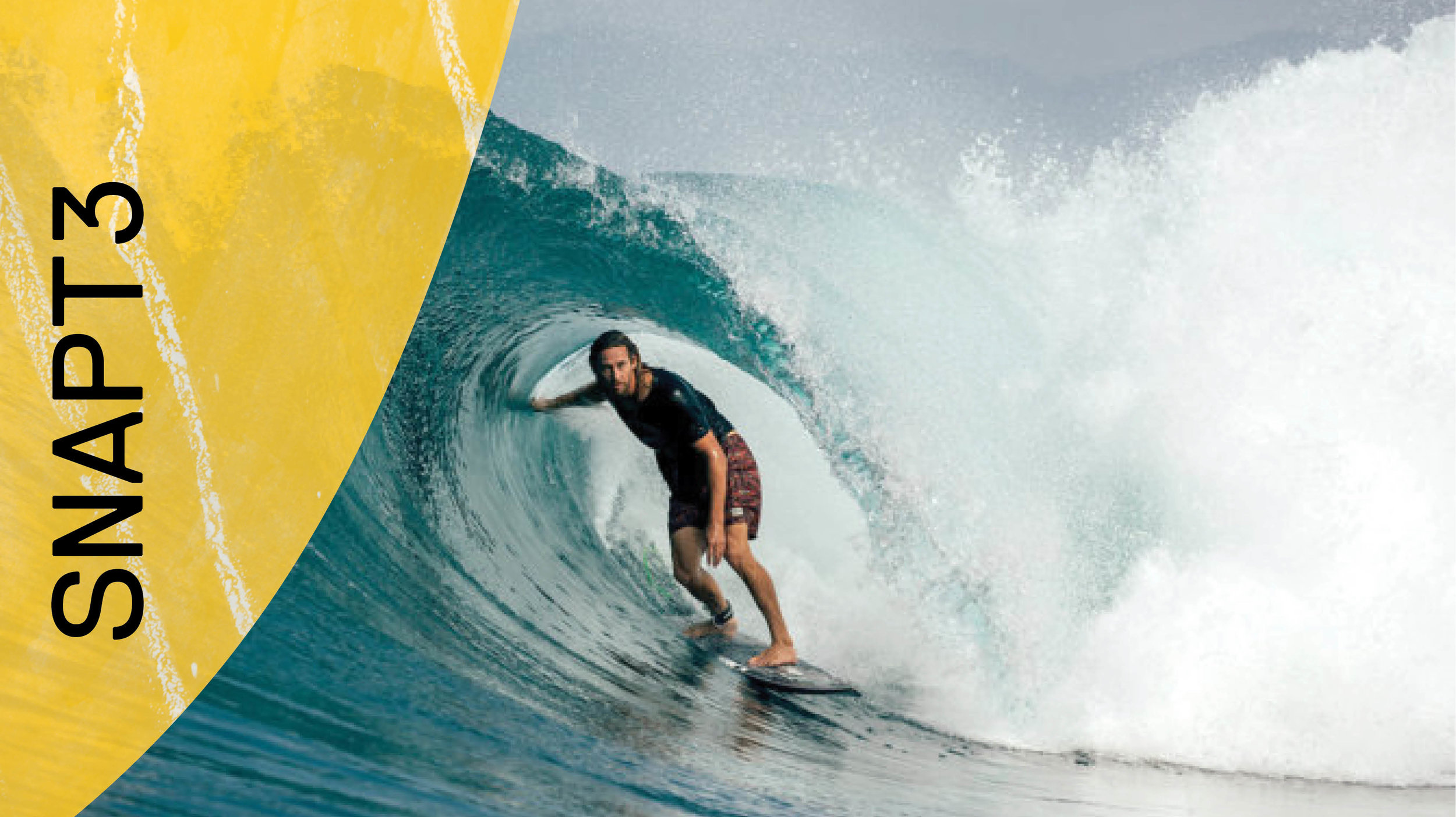 SNAPT3 - Reviving the 90's surf movie vibe