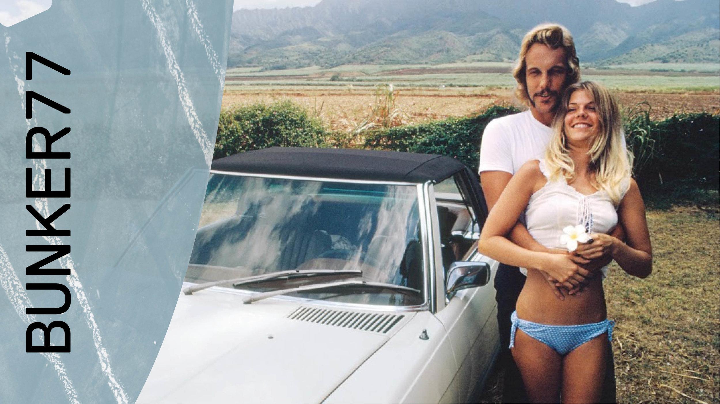 BUNKER77 - The true wild story of a surfing rebel |Dutch Premiere