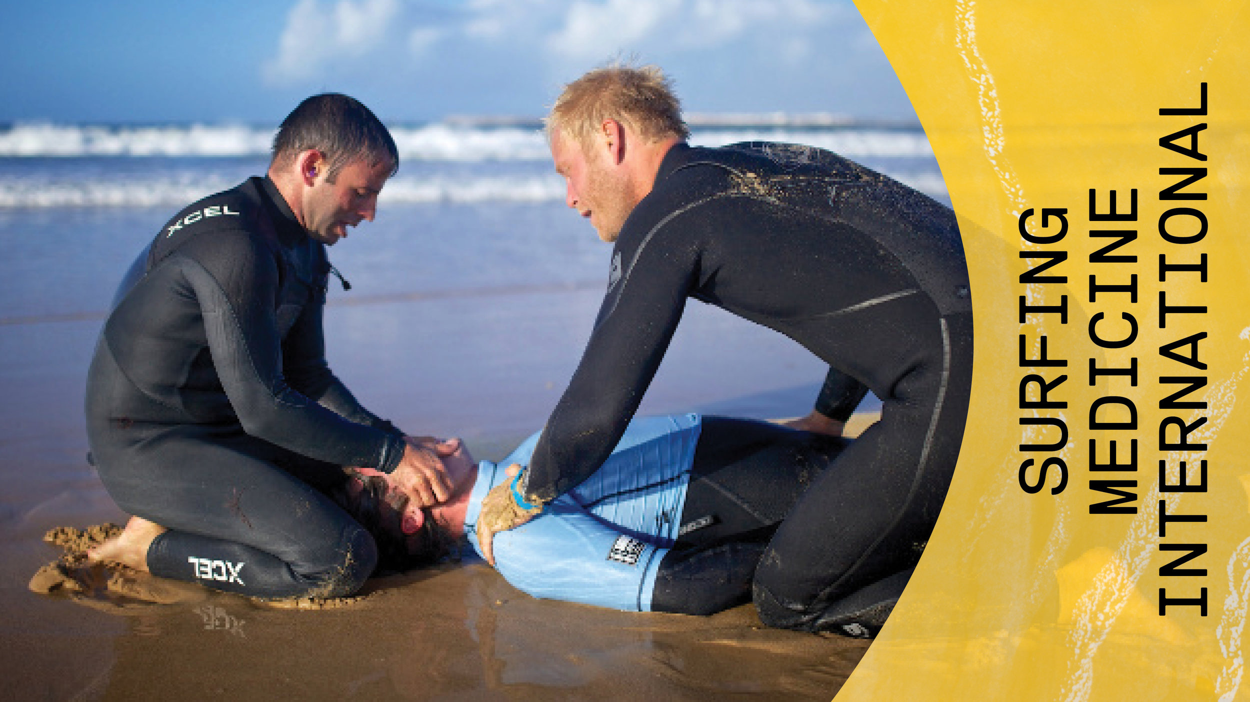 SURFING MEDICINE - Essential know-how on water safety, surfing medicine and surf travel