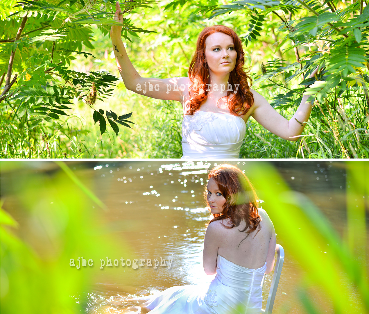 AJBCPhotography trash the dress bride wedding port huron photographer boudoir michigan