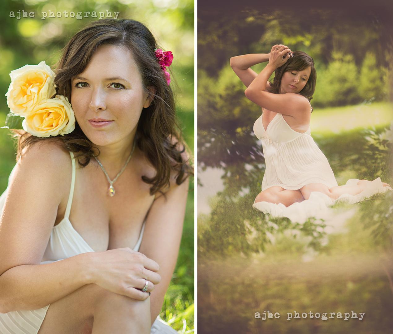 ajbcphotography_port huron_photographer_boudoir_beauty_flowers_outdoors