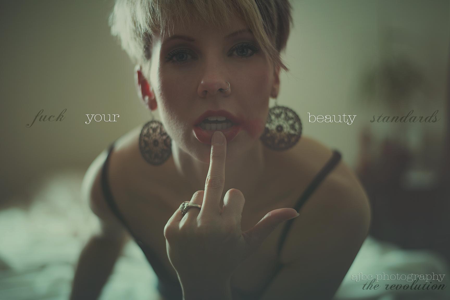 AJBC Photography Port Huron Michigan Boudoir Beauty Photographer Empowerment Women