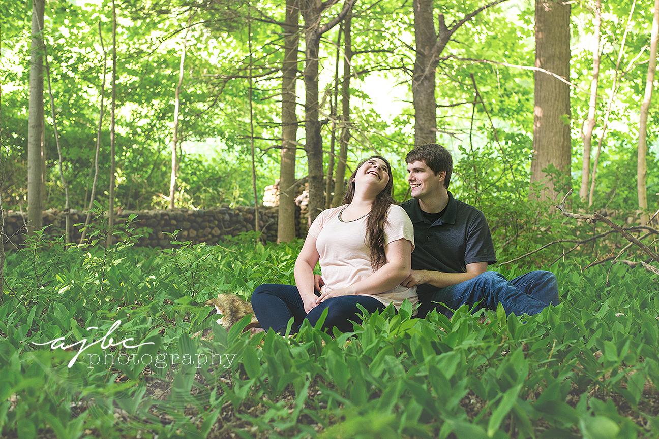 port huron michigan summer engagement photographer.jpg