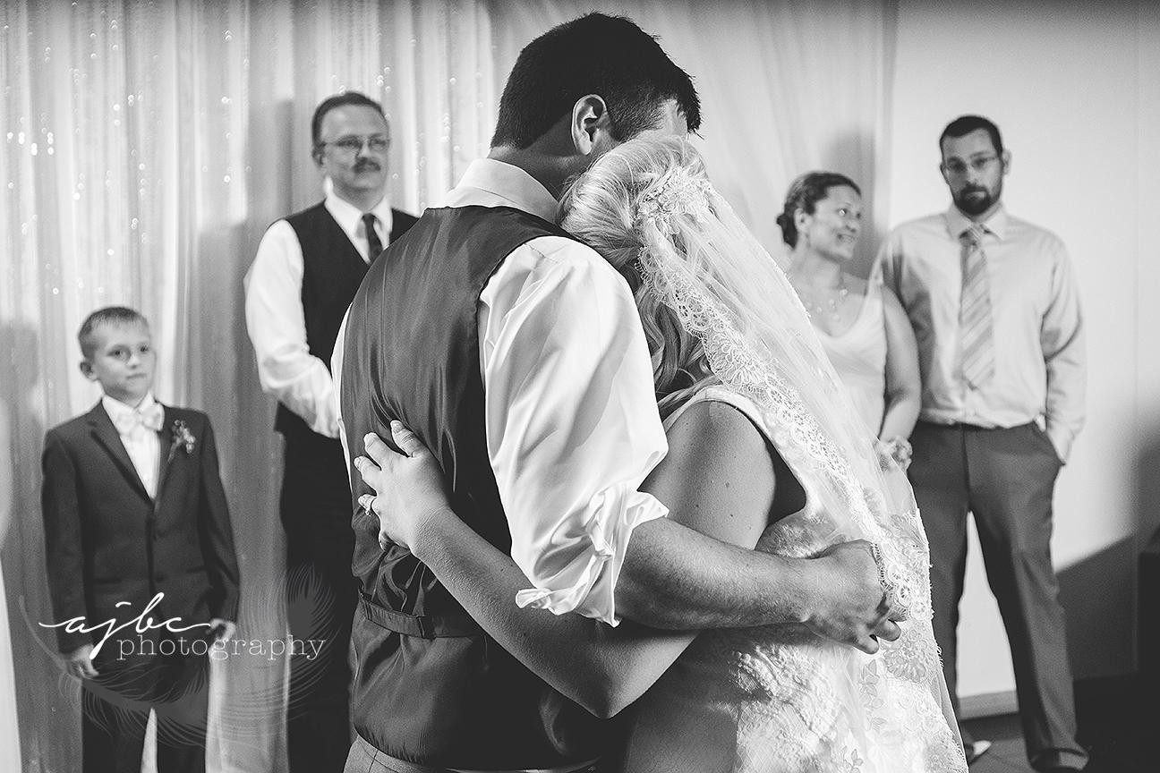 port huron wedding photographer first dance.jpg