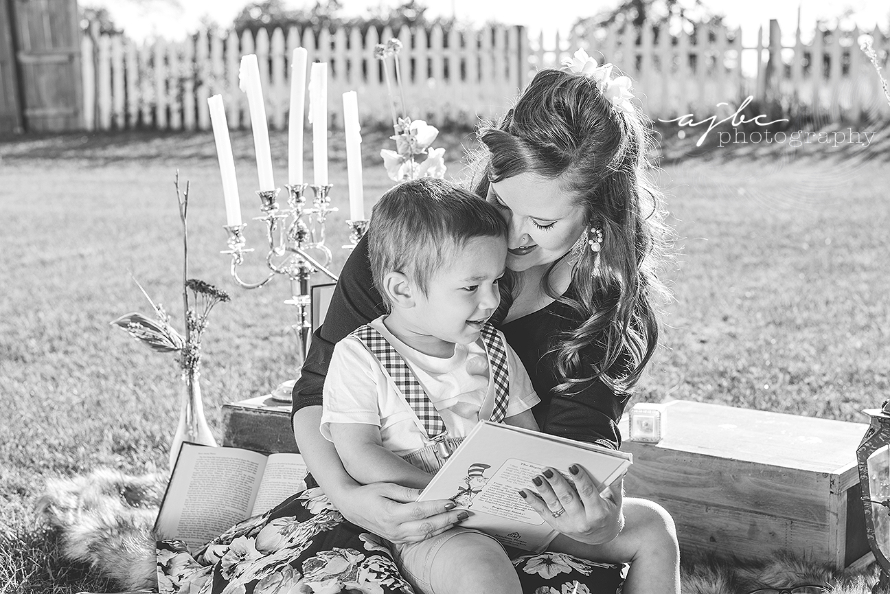 outdoor mother and son vintage photoshoot.jpg