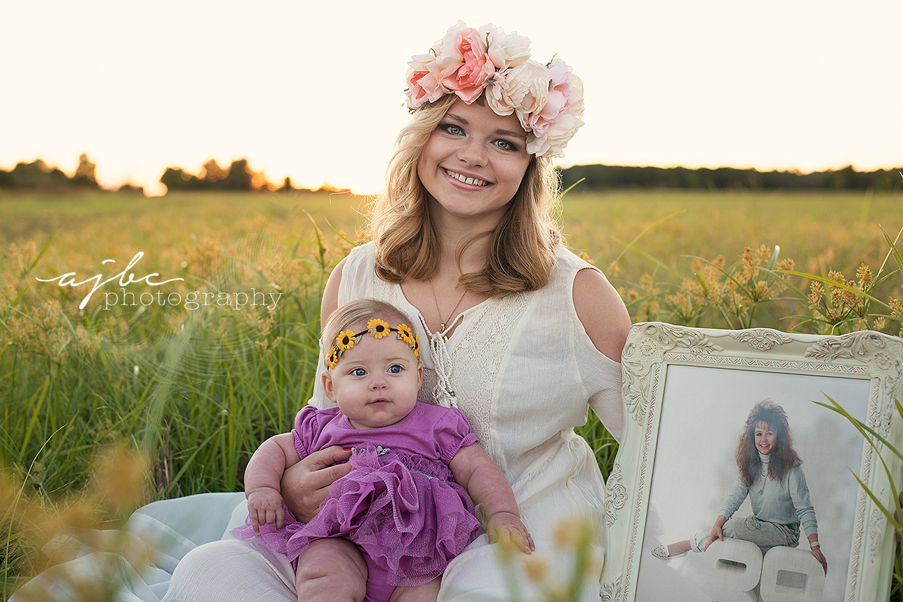 outdoor family photoshoot in field mother daughter love port huron michigan family photographer.jpg