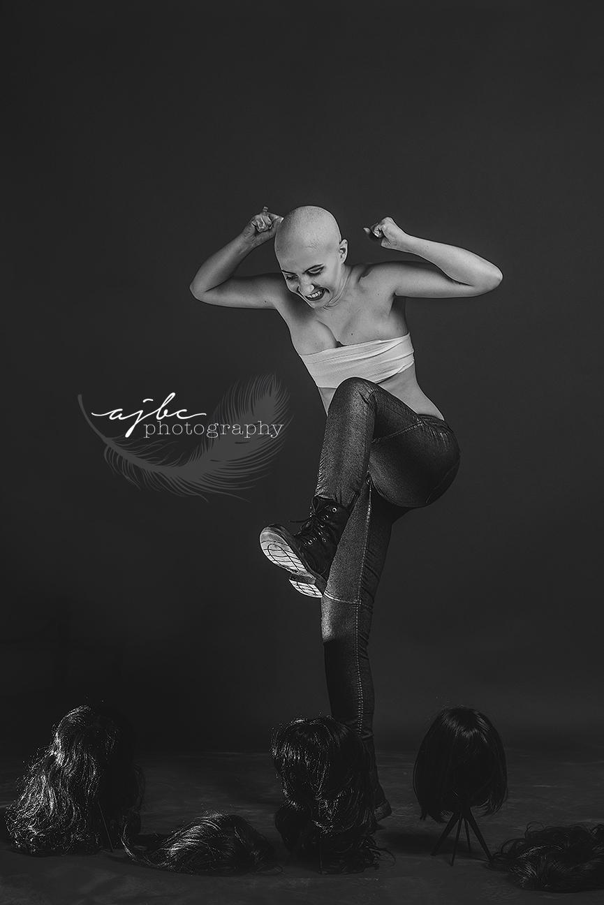 breast cancer survivor cancer photoshoot bald beauty crushing wigs michigan beauty photographer.jpg