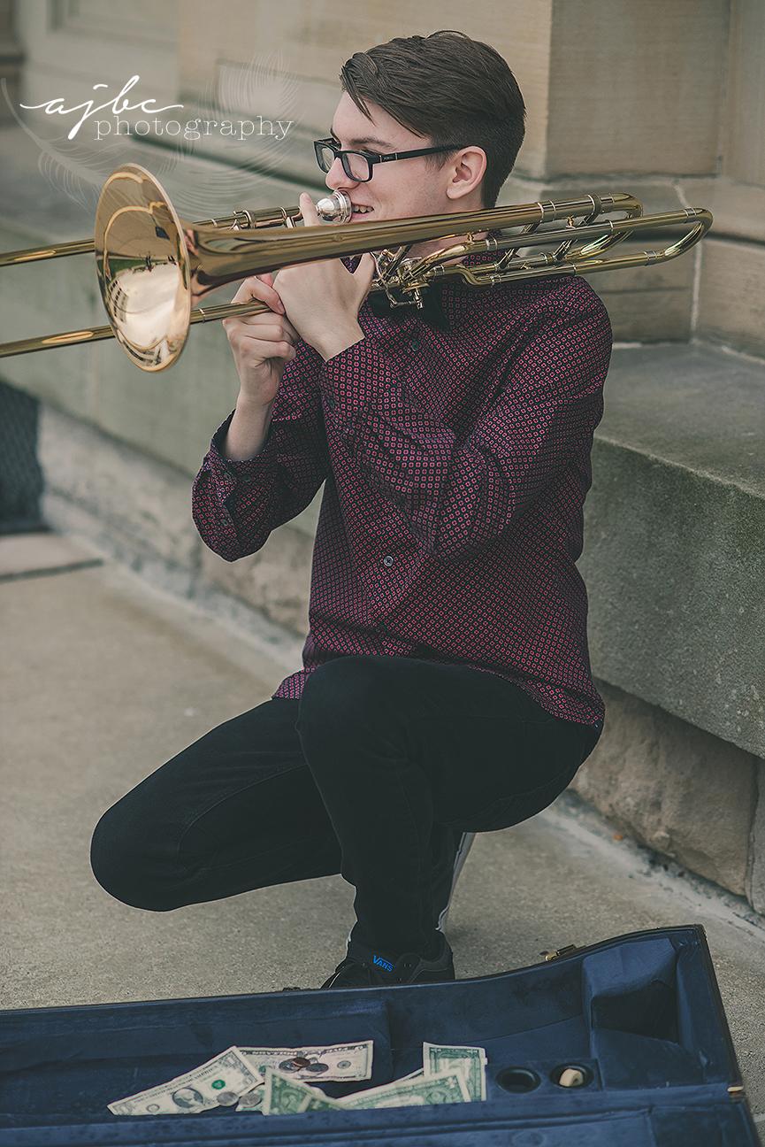 northern high school trombone player senior photographer.jpg