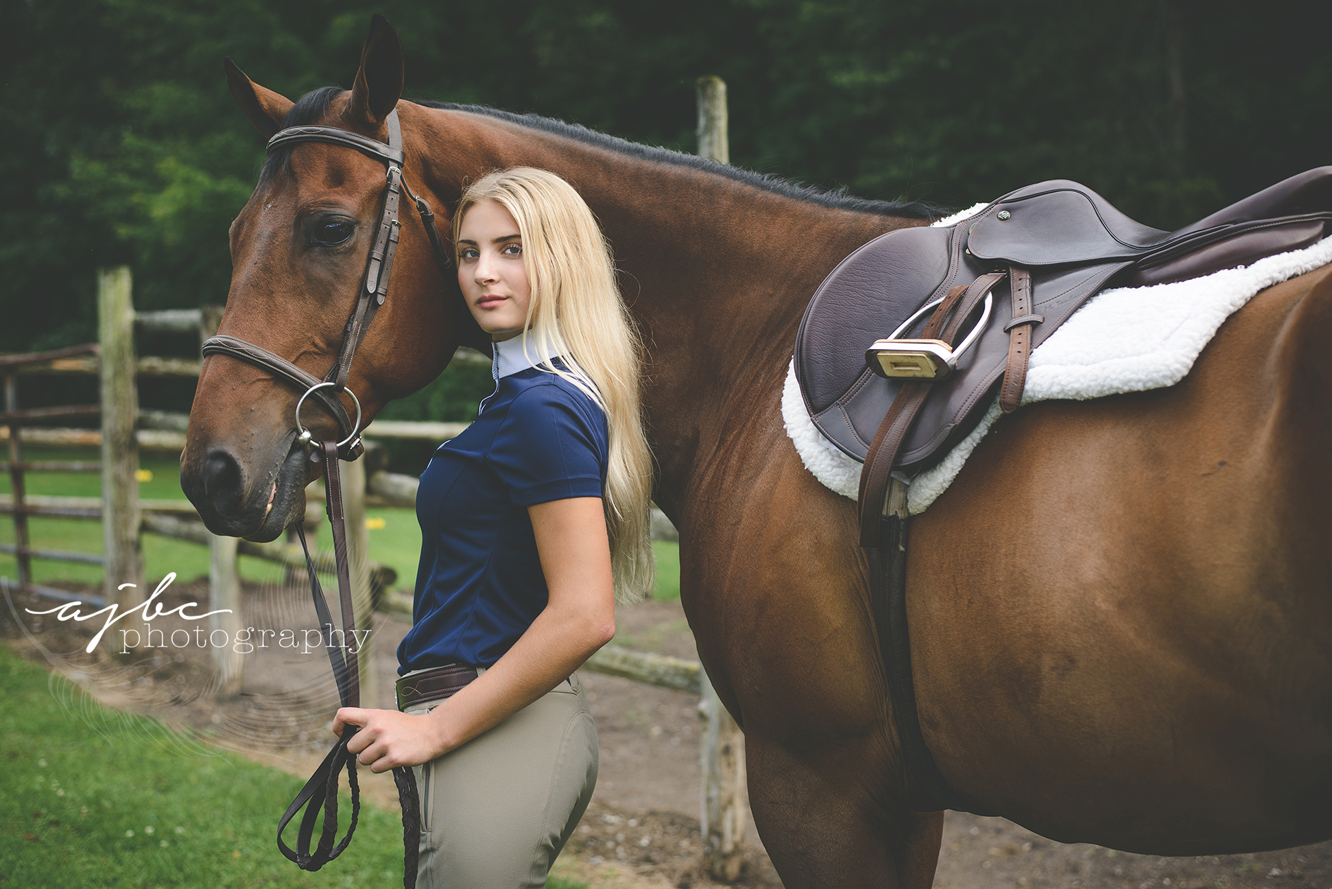 raulf lauren fashion senior portraits with her horse michigan equestrian.jpg