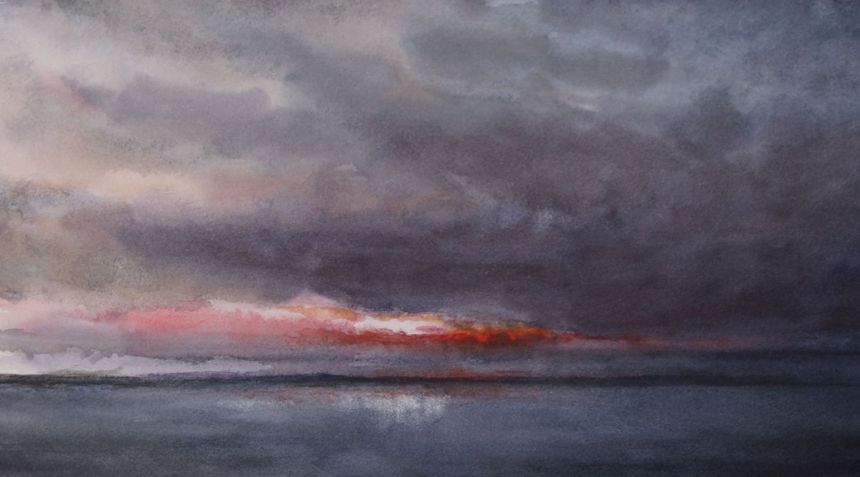 07_E Ivers_Sunset, Study #7.jpg