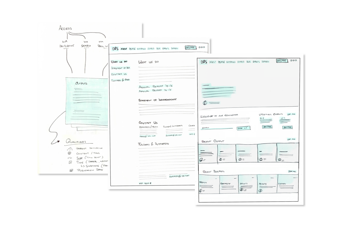 3. Design recommendations for UI decisions