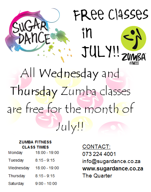 Free classes in July.PNG