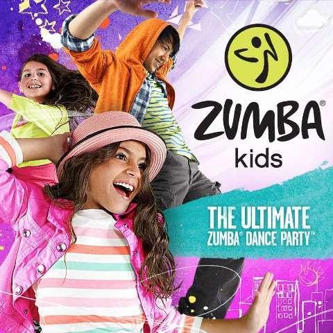 Zumba Kids Classes Ballito