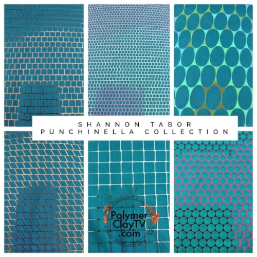 Shannon Tabor Design Pack Punchinella Stencils