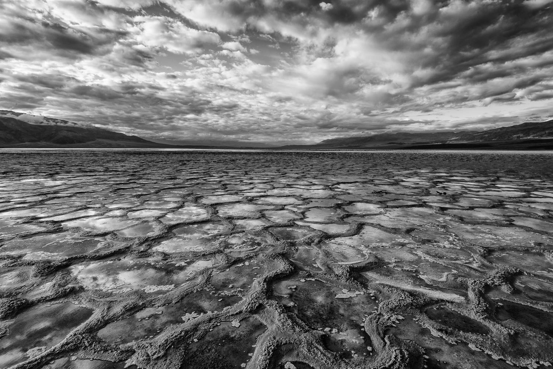 Windows to the Heavens, Cottonball Basin, Death Valley, CA
