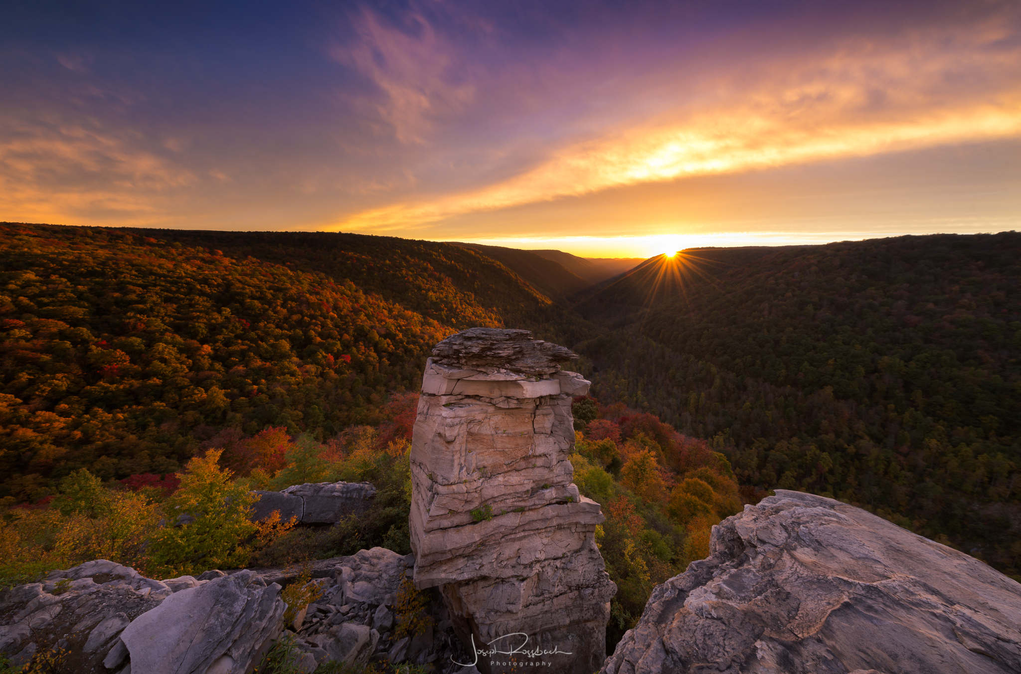 Lindy Point, Blackwater Falls State Park