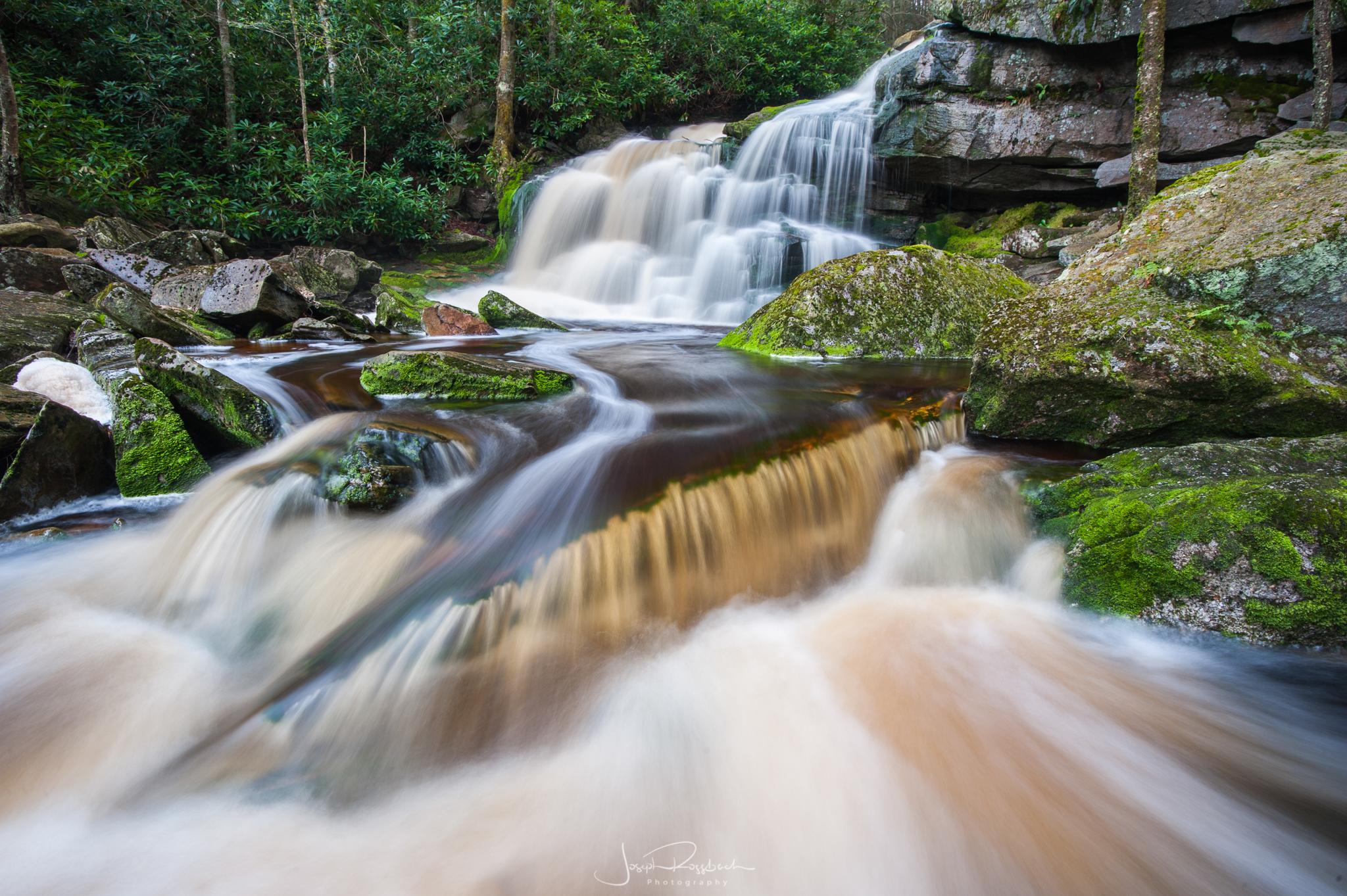 Elekala Falls, Blackwater Falls State Park