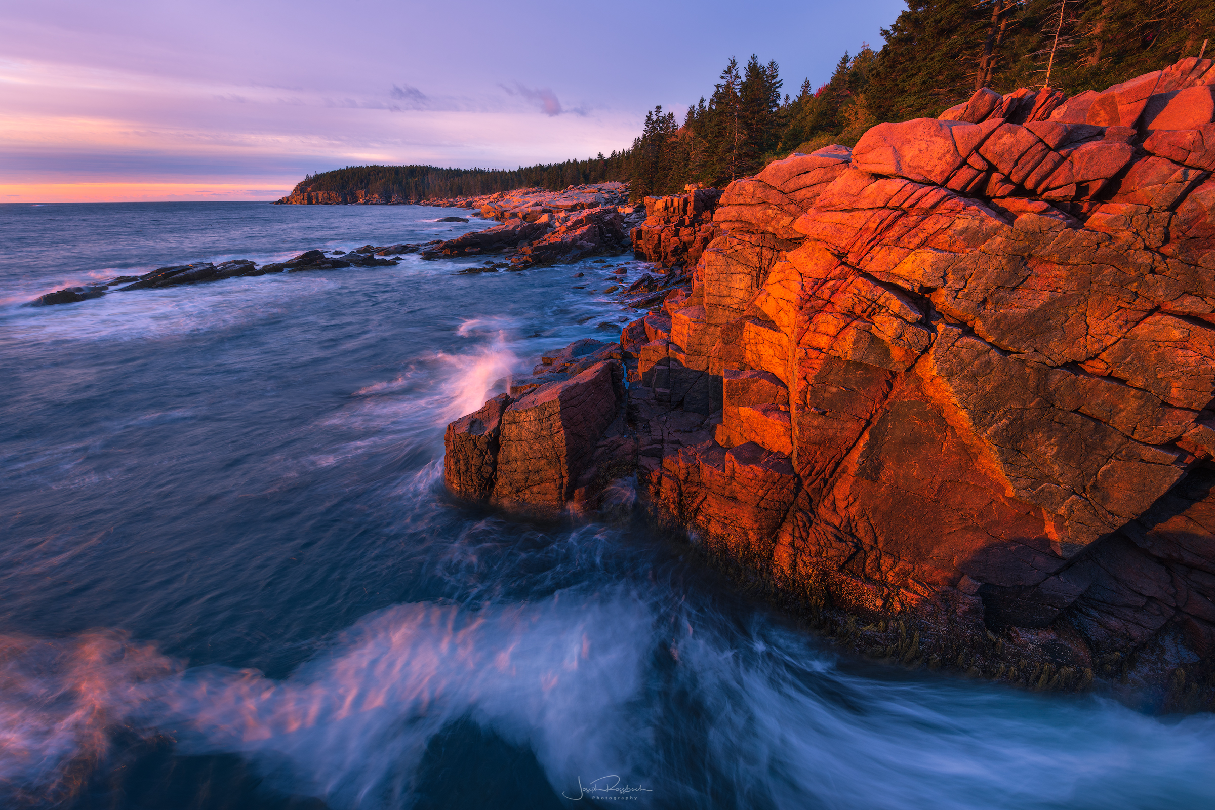 First Light | Acadia National Park, Maine