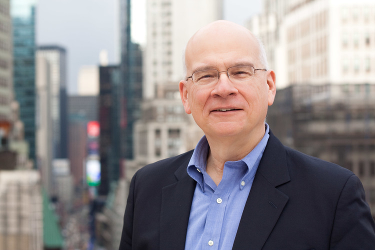 TIM KELLER  Chairman and Co-Founder   View Details