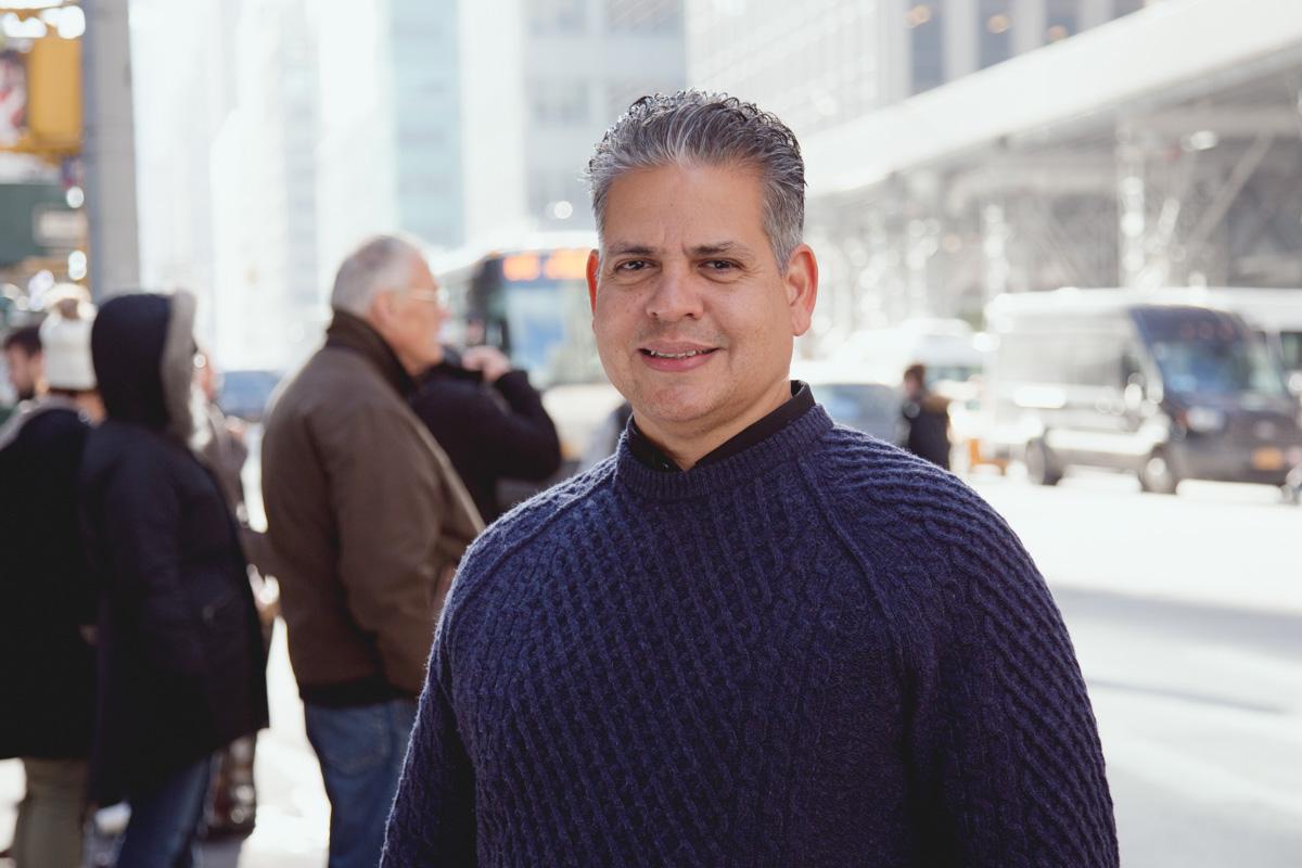 Robert Guerrero |Vice President, NYC |Redeemer City to City
