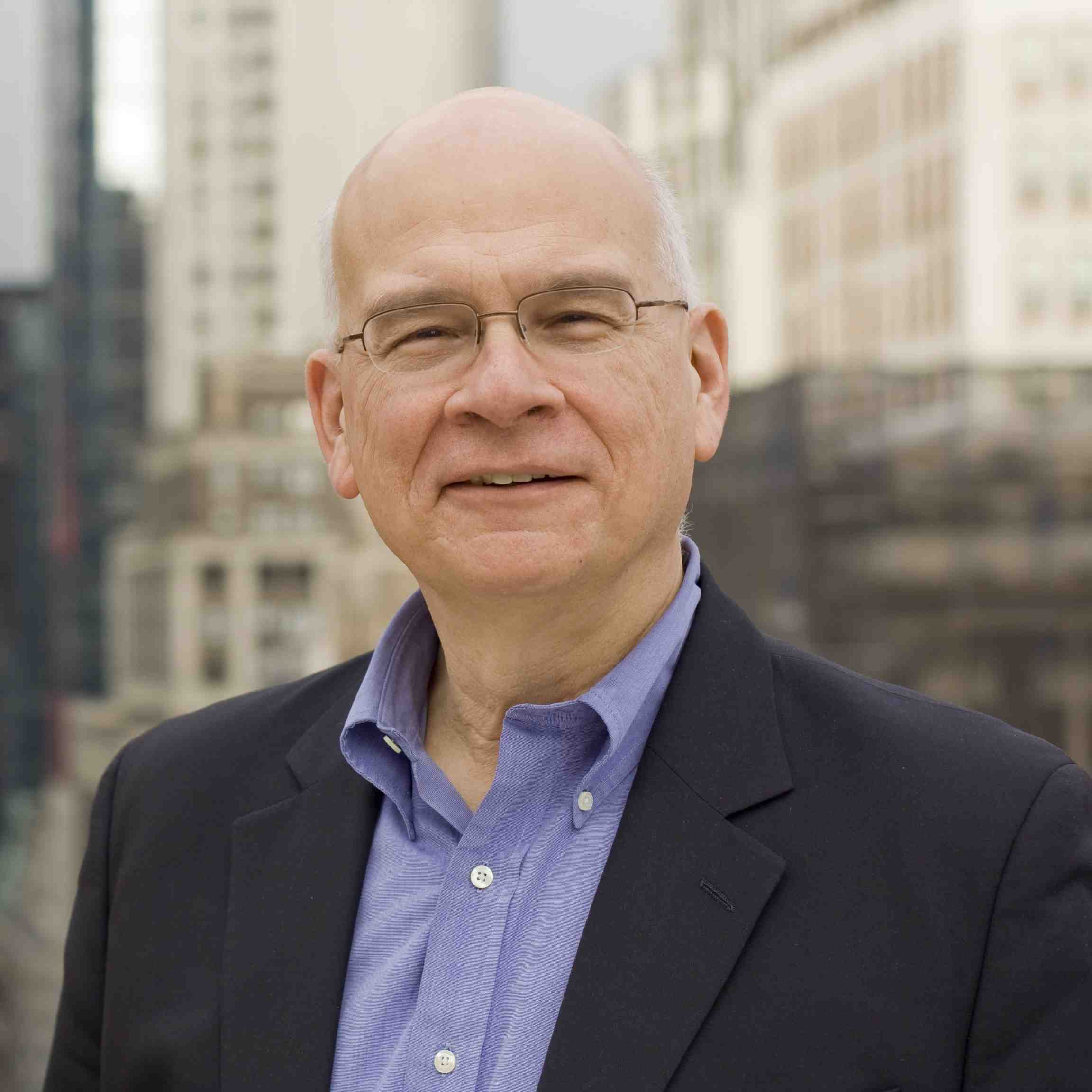 Tim Keller,  Chairman and Co-Founder of City To City