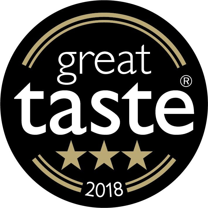 Great Taste Awards - We're incredibly proud to have been awarded two Great Taste Awards in 2018. Firstly, our Spelt & Honey Sourdough won the top prize of 3***, with our best-selling Ledbury Loaf also scooping 2**.